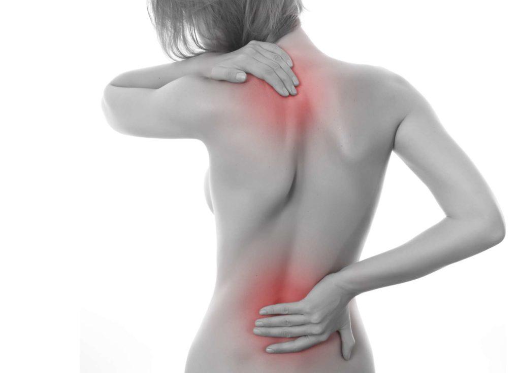 Ноющая боль в пояснице при остеохондрозе