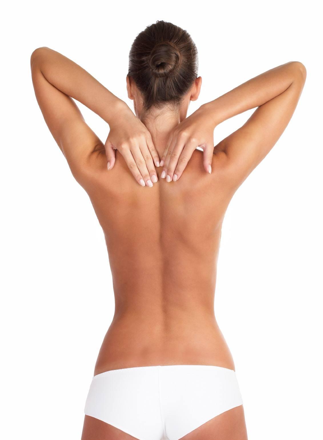Сколиоз - здоровая спина