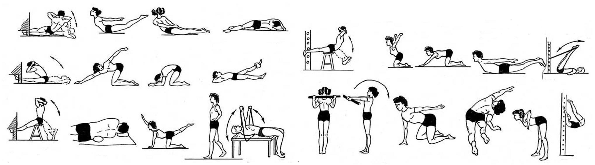 рис7 пояснично-крестцовая грыжа упражнения