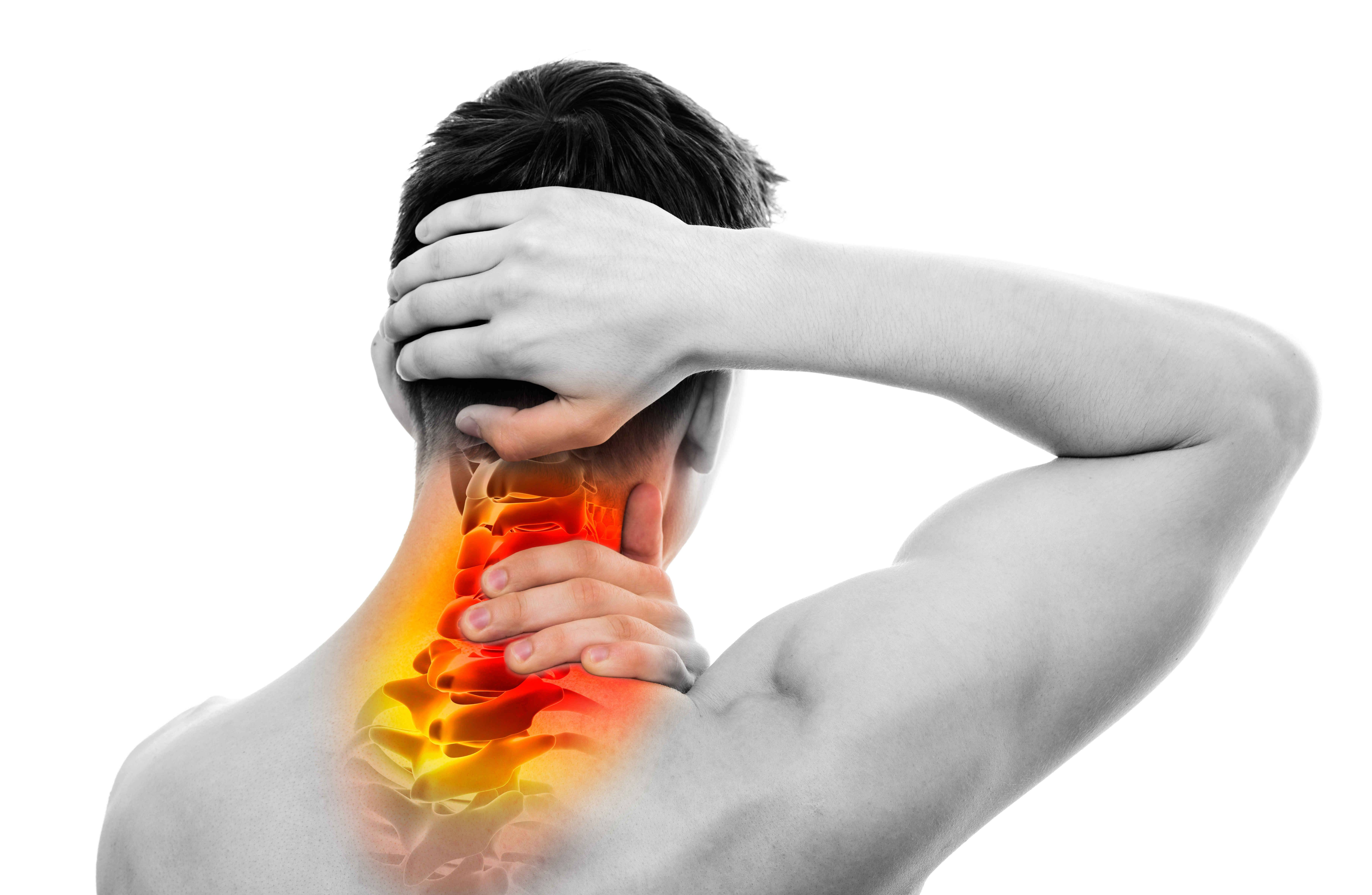 причины защемления шеи