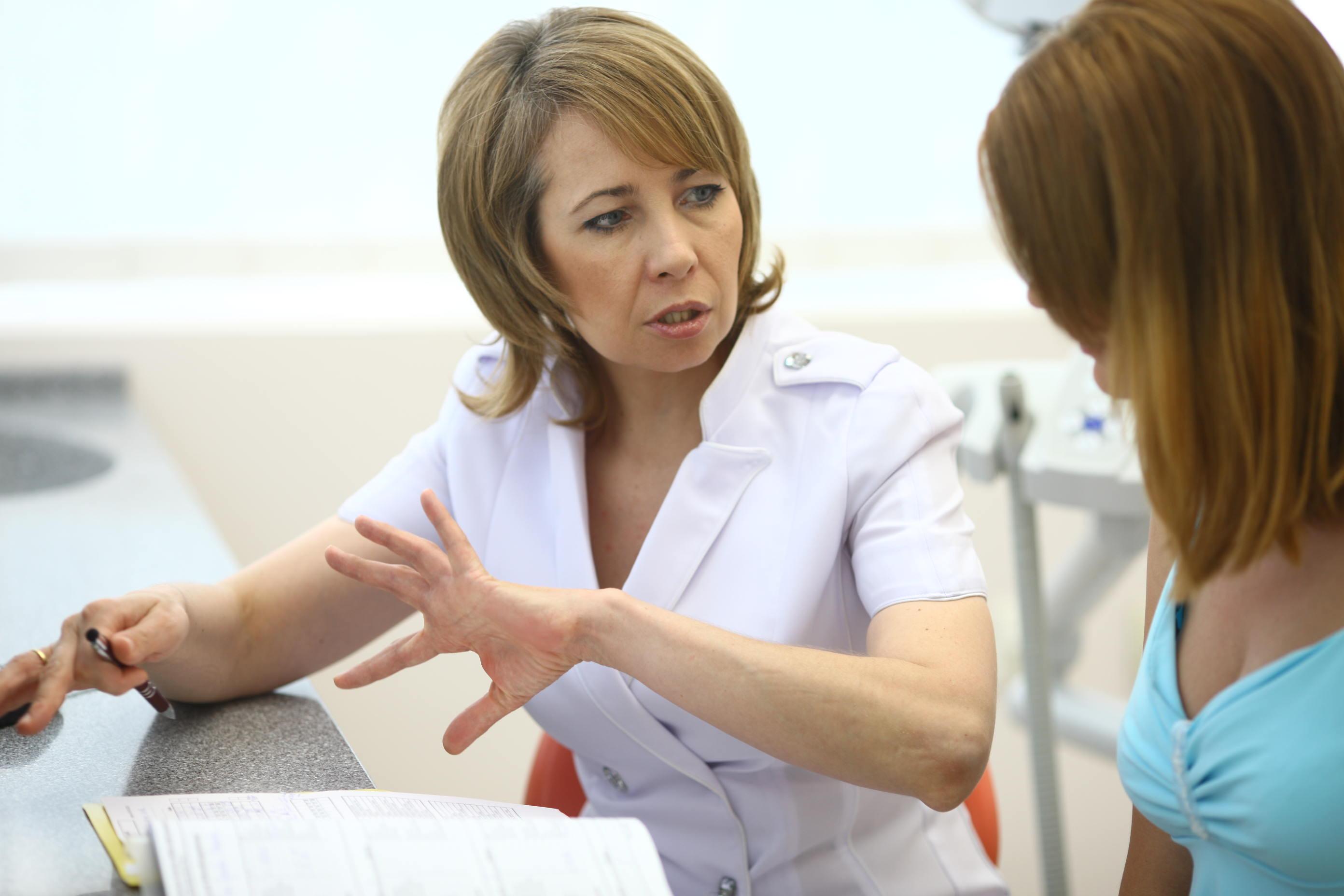 медицинское обследование