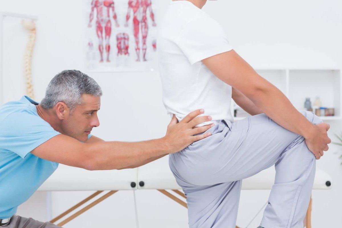 мануальная терапия при лечении боли в пояснице