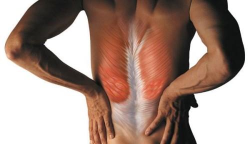 Растянул мышщы спины, что делать, советы и рекомендации