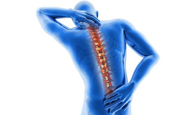Причины возникновения боли в спине