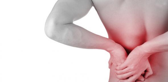 Растяжения мышц спины: симптомы