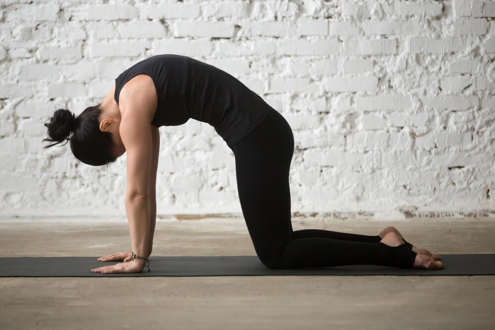 польза йоги для позвоночника