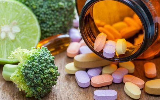 Витаминов для здоровья спины