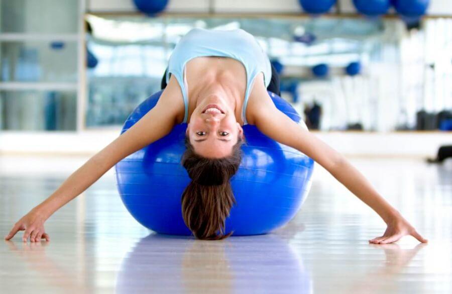 Поэтапность нагрузки упражнений