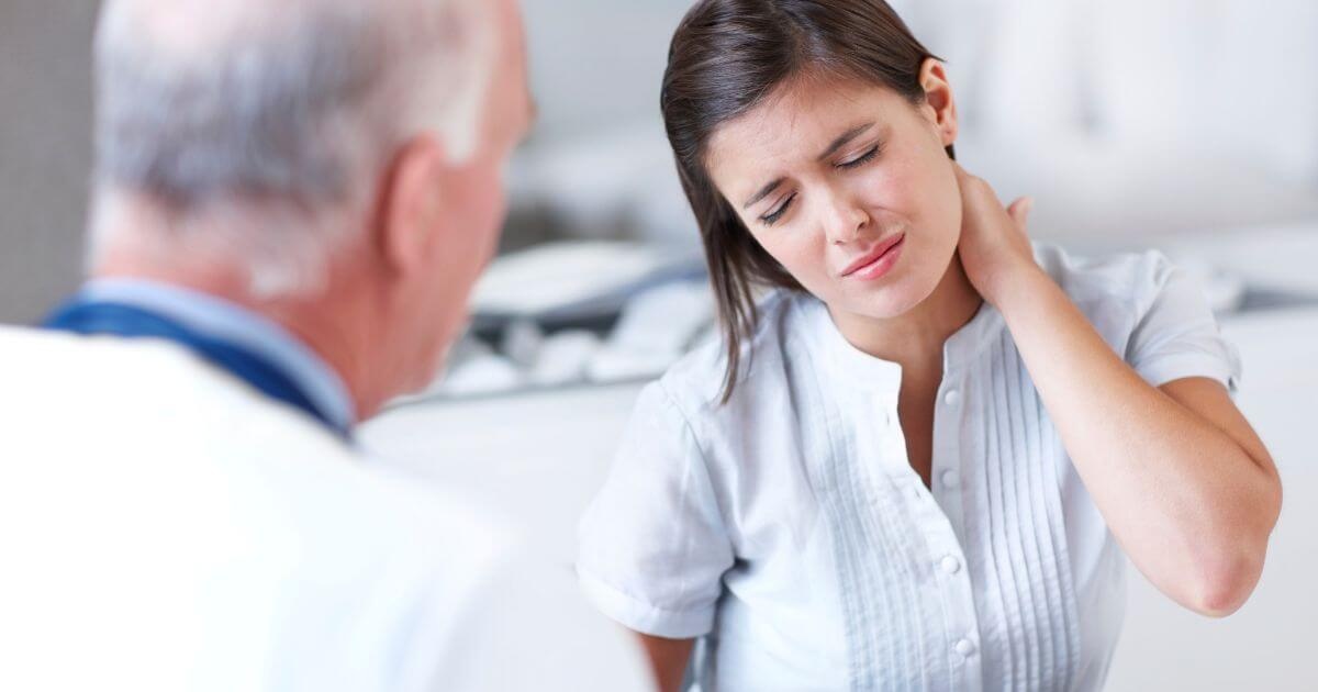 симптомы остеохондроз