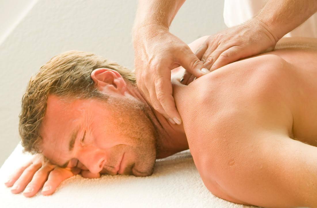 классический массаж при грыже диска