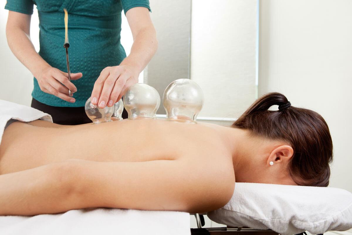 баночный массаж при грыже диска
