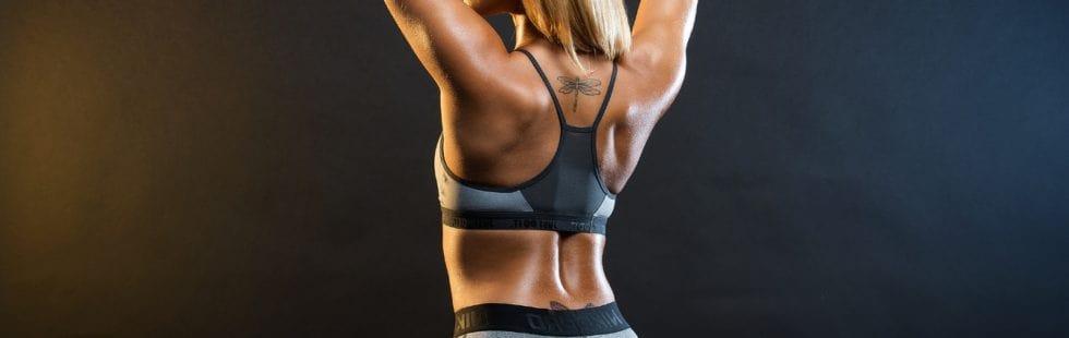упражнения для прямой осанки