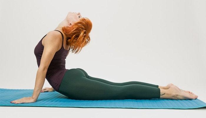 комплекс упражнений йоги