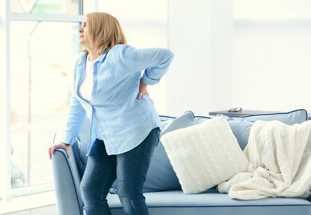 Симптомы дорсопатии грудного отдела