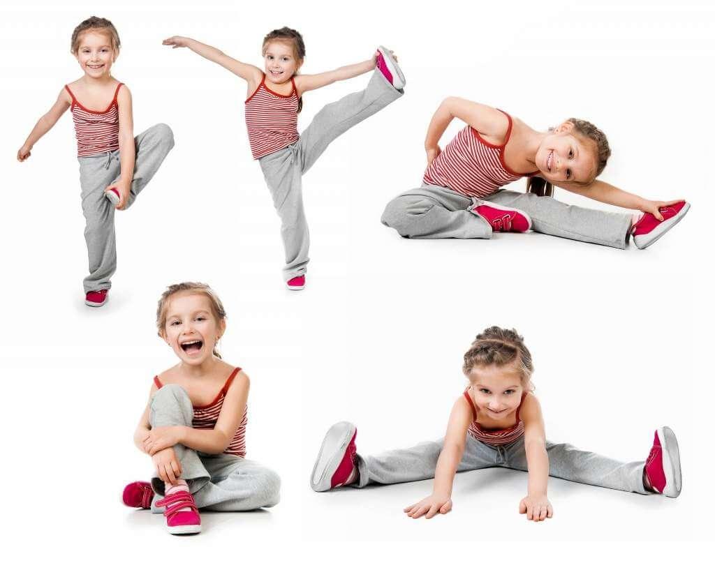 гимнастика для детей при кифозе