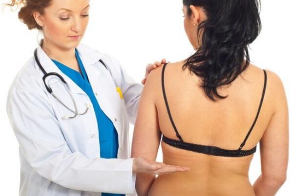 Диагностика боли в спине