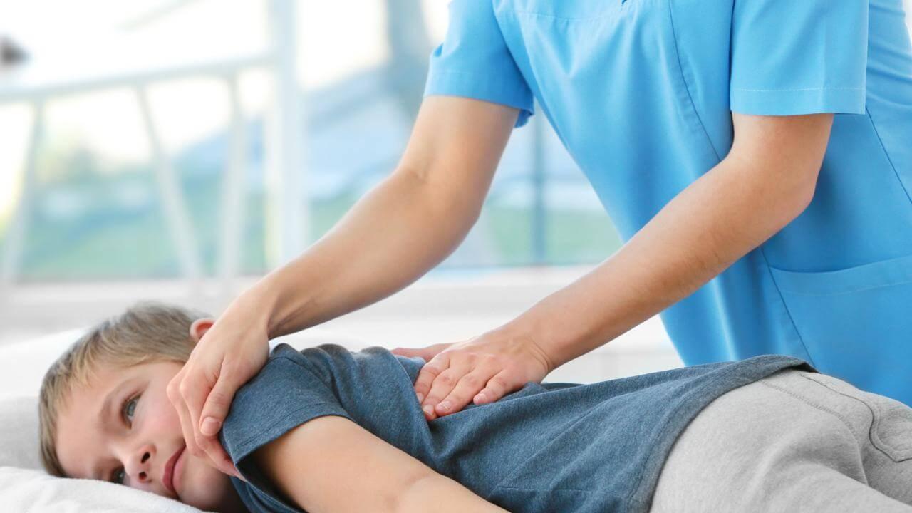 лечсение плоской спины